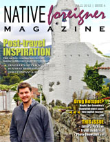 Native Foreigner - Fall 2012
